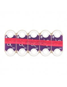LilyPad LED Red (5pcs)