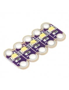 LilyPad LED White (5pcs) Sparkfun