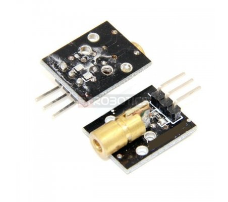 KY-008 Laser Transmitter Module for Arduino | Sensores laser |
