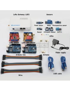 Dragino LoRa IoT Development Kit - 433MHz