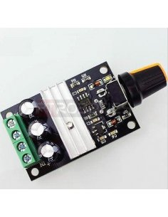 PWM 6-28V 3A DC Motor Speed Switch Controller