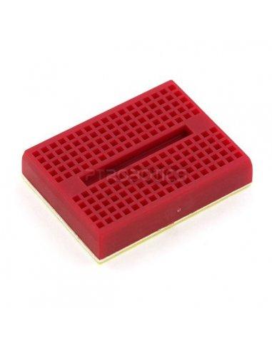 Breadboard Mini Self-Adhesive Red | Breadboards |