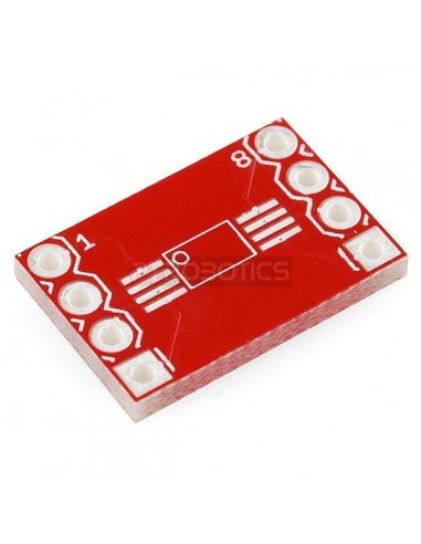 SSOP to DIP Adapter 8-Pin | PCB |