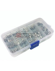 PTRobotics Quick Blow Fuse Assorted Kit w/ Box - 82pcs