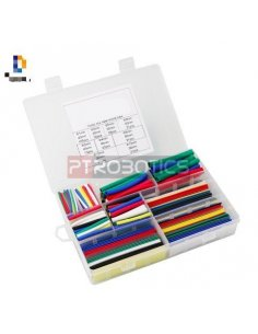 Heat Shrink Tubing Set - 385pcs