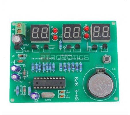 Kit DIY Relógio Digital | Ensino Básico |