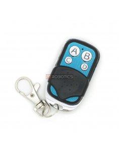 RF Remote 433MHz 4-button