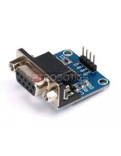 RS232 to TTL Serial Port DB9 Connector Converter Module