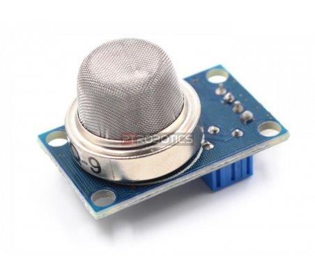 MQ-9 CO Carbon Monoxide Methane Liquefied Gas Sensor   Sensores de Gases  
