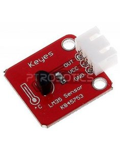 DS18B20 Temperature Sensor Module for Arduino