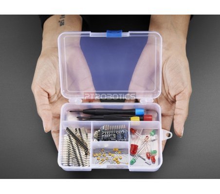 5 Compartment Storage Box | Caixas Arrumação | Adafruit