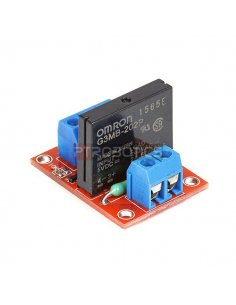 1 Channel Solid State Relay Module For Arduino