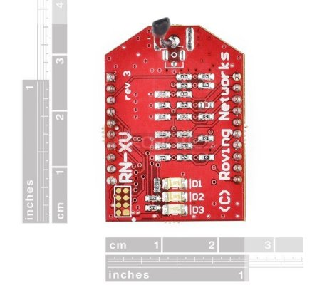 RN-XV WiFly Module - Wire Antenna    WiFi  