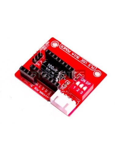 Breakout Board For A4988 Stepper Motor Driver | Pontes H |