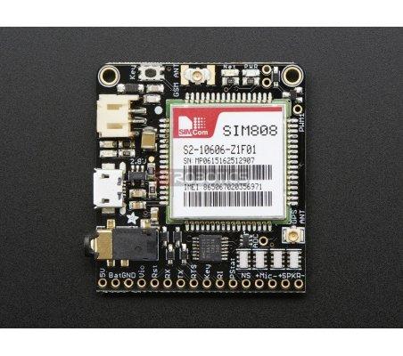 Adafruit FONA 808 - Mini Cellular GSM + GPS Breakout | GPS | Adafruit