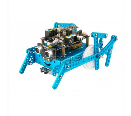 mBot Add-on Pack - Six-legged Robot   Ensino Básico  