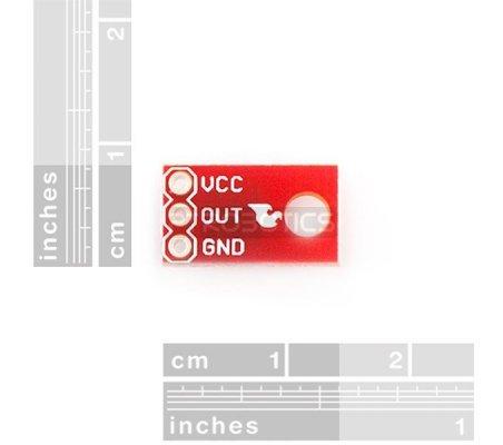 QRE1113 Line Sensor Breakout - Analog | Sensores Ópticos |