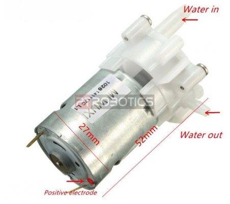 RS-360 DC 4-12V Mini Water Pump