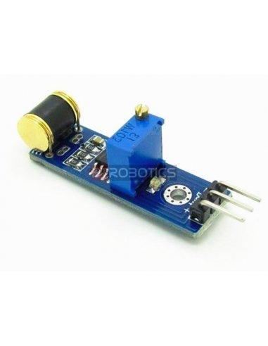 Vibration Sensor Module - 801S | Sensor de Pressão |