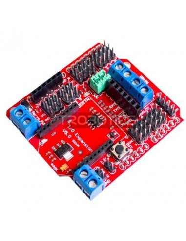 XBee Sensor Expansion Board V5 w/ RS485 BlueBee Bluetooth SD Card Module Interface