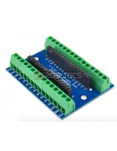 Terminal Expansion Adapter for Arduino Nano | Arduino Proto | Screw |