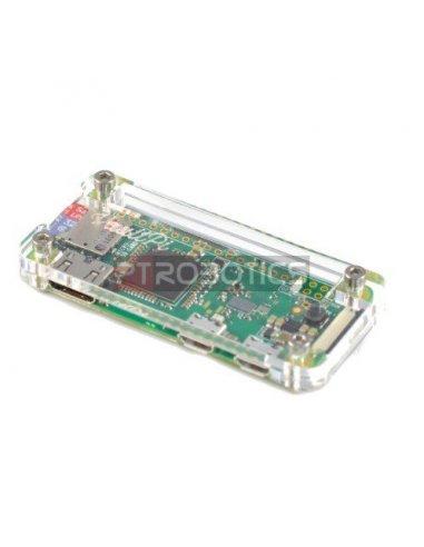 Acrylic Case for Raspberry Pi Zero   Caixas Raspberry pi  