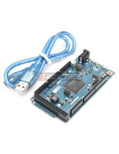 Arduino Due compatible w/ USB Cable