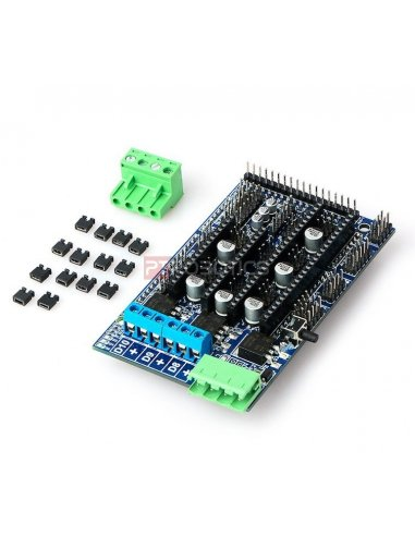 Ramps 1.5 Controller Expanding Board | Pontes H |