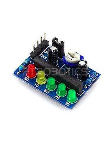KA2284 Voltage Level Indicator | Alimentação |