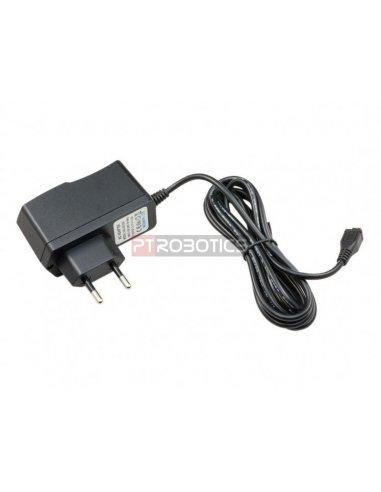 Micro USB power supply 5.1V 2.5A ModmyPi