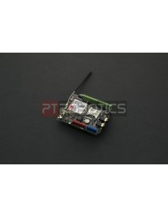 SIM808 GPS/GPRS/GSM Shield For Arduino