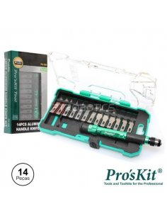 Pro'sKit PD-398 Knife Kit