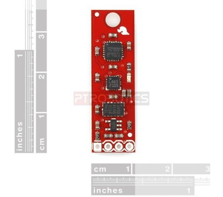9 Degrees of Freedom - Sensor Stick | IMU | Sparkfun