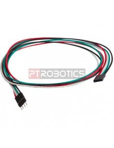 4Pin Female to Male Jumper Cable - 30cm