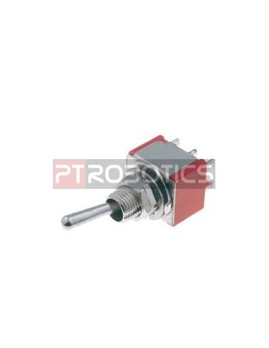 Toggle Switch DPDT - 250V 2A | Toggle Switch |