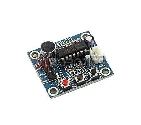 Módulo ISD1820 com Altifalante e Gravador de Som | Modulo de som |
