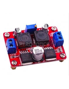 LM2596 & LM2577 DC-DC Adjustable Step-Up and Step-down Power Supply Module