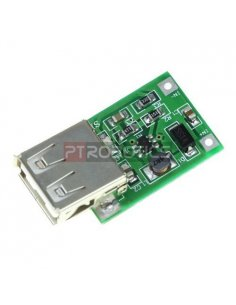 PFM Control DC-DC Converter Step Up Boost Module 600mA USB Charger 0.9V~5V to 5V Power Supply Module