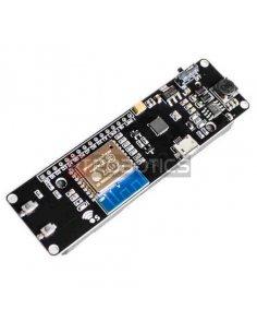 ESP-Wroom-02 NodeMCU board ESP8266 WiFi module w/ 18650 Battery Charging