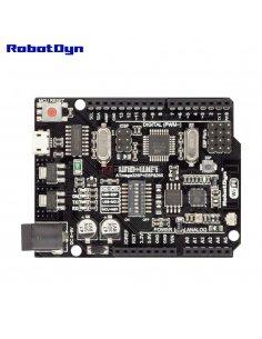 UNO+WiFi R3 ATmega328P+ESP8266 32Mb flash USB-TTL CH340G Micro-USB