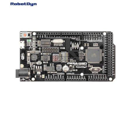 MEGA+WiFi R3 ATmega2560+ESP8266 32Mb flash USB-TTL CH340G Micro-USB | Arduino |