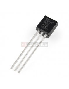 TMP36 - Temperature Sensor