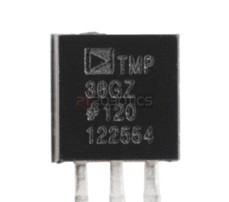 TMP36 - Temperature Sensor | Sensores de Temperatura |