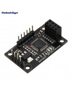 SPI-I2C Converter for NRF24L01