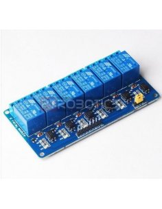 6 Channel 5V Relay Module
