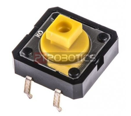 Tactile Button 12mm w/out cap | Tactile Switch |