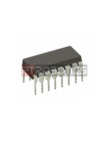 74LS173 - 4-Bit D-Type Registers with 3-State Outputs | 74LS |