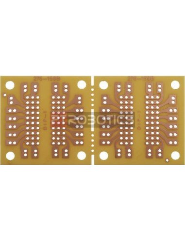 PCB Universal Prototyping Board 45x91mm | PCB |