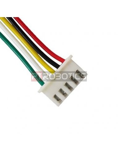JST XHP Jumper Assembly 30cm - 5 Wires
