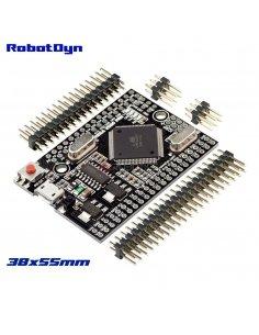 Mega 2560 PRO (Embed) CH340G/ATmega2560-16AU w/ pin headers